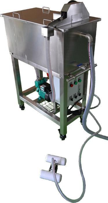 FS-1/FS-2/FS-5型浮子式油水分离机