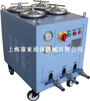 WG系列水乙二醇精密滤油机