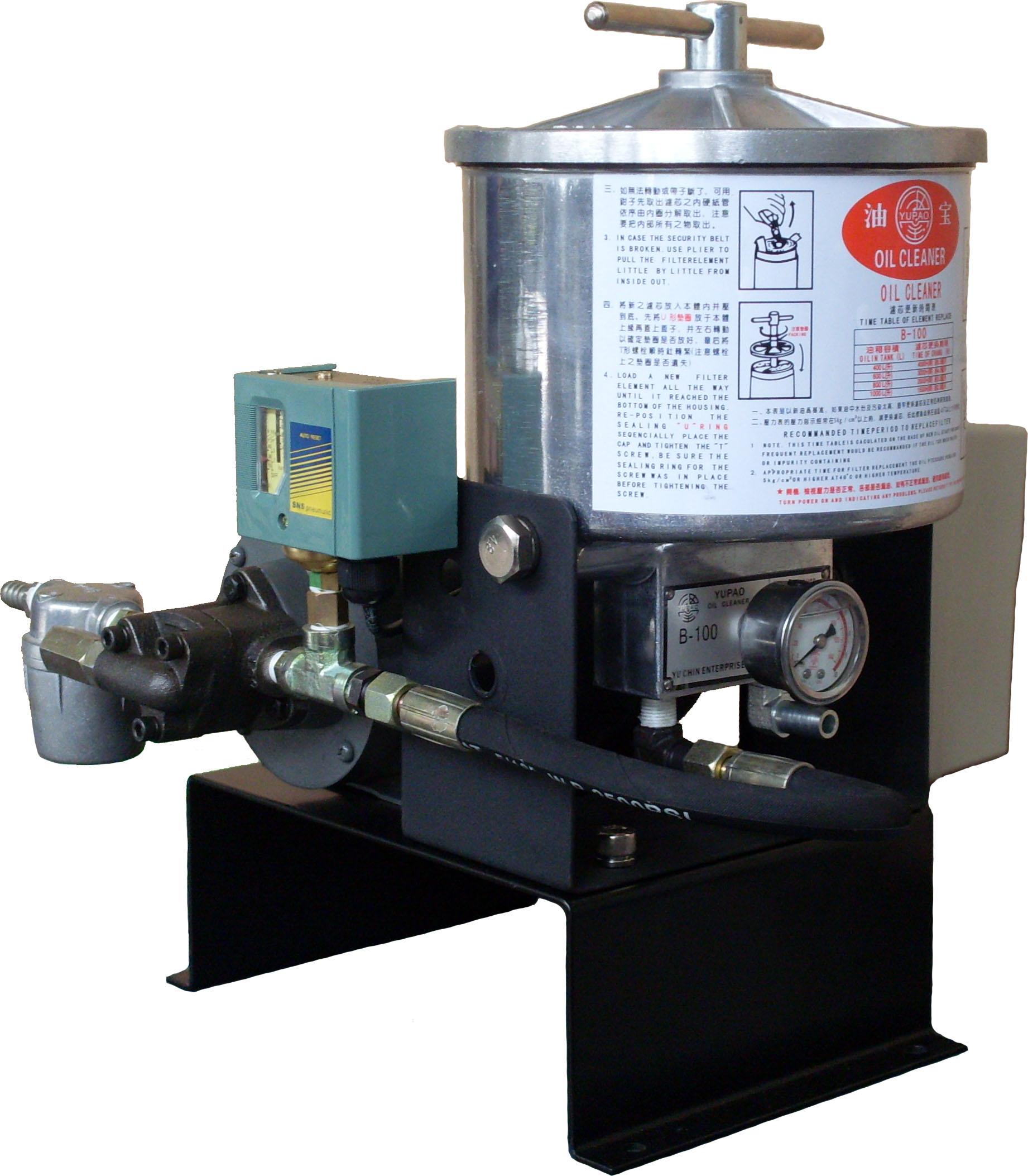旁路在线过滤器SE-100型精密滤油机